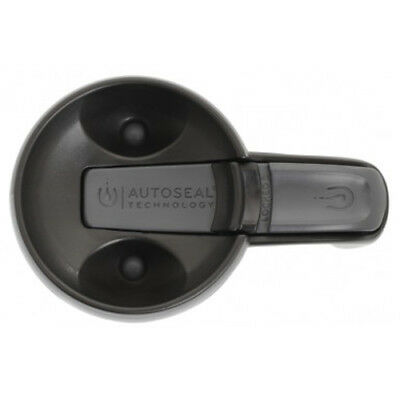 Contigo Autoseal Replacement Lid with Lock and Handle - Charcoal