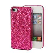 Pink Gem iPhone 4 Case