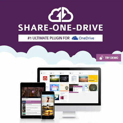 Share-one-drive Onedrive Plugin For Wordpress - Wordpress Plugins And Themes