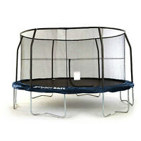 Bouncesafe - 12' Trampoline & Enclosure System