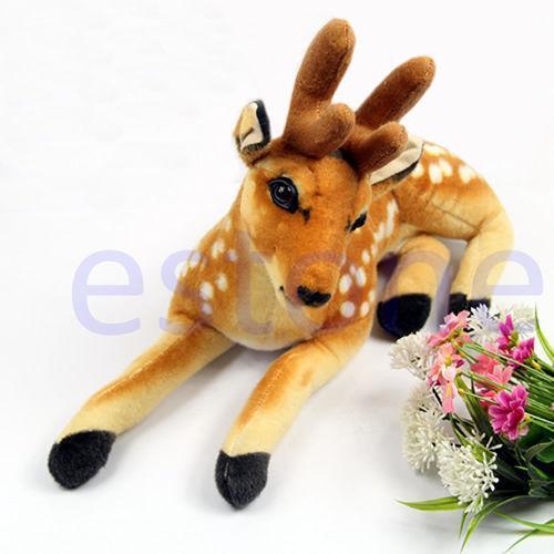Stuffed Deer Ebay