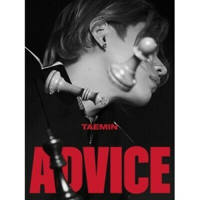 SHINEE TAEMIN - [ADVICE] 3rd Mini Album CD+Poster+Photobook+Photocard+Gift K-POP