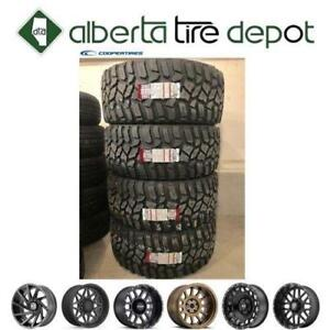 Lowest Price Cooper Discoverer STT Pro S/T Maxx X/T4 CS5 Tires Rims 305/70R18/10 LT275/65R18/10 LT285/65R18 LT295/70R17