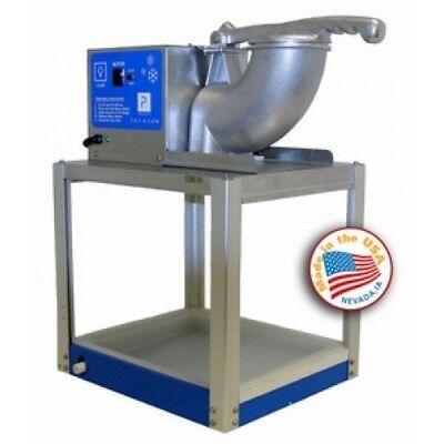 Snow Cone Machine, Simply A Blast snow cone machine, paragon, USA made, snowie