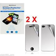 iPhone 4 Mirror Screen Protector Full Body