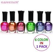 KLEANCOLOR Nail Polish Lot