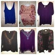 Womens Tops 1x Lot