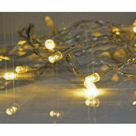 30 LED Fairy Lights - Choice of Colours - Brand New - Kilmarnock Area