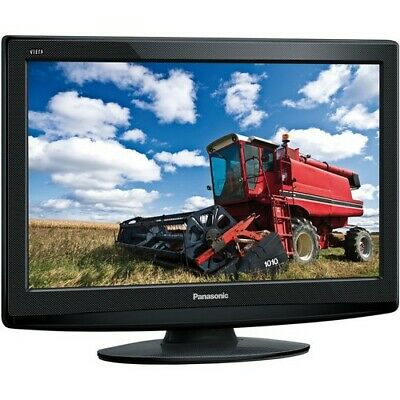 "Panasonic Viera 22"" HD Plasma TV Monitor TC-L22X2 w/ Remote"