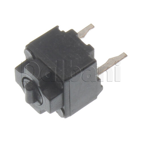 10pcs 13-02-0036 2 Pin Mouse Micro Tactile Touch Switches Button 6x6x7mm