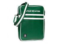 "WALK ON WATER LAPTOP case upto 13.3"" padded laptop case bag satchel"