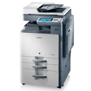 Samsung Multixpress Copier CLX-9252NA 9252 Color Copiers Printer - BUY LEASE RENT