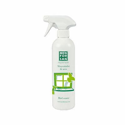Repelente AHUYENTADOR para aves en Spray 500 ml.
