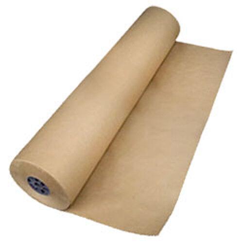 """CWC Kraft Paper Rolls - 40 lb., 36"""" x 1275"""