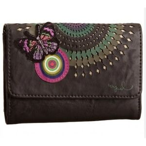 Desigual Authentic Women's Mone Rueda Wallet
