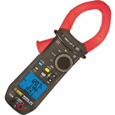 Aemc 407 2139.51 Trms Clamp-on Meter 1000vacdc 1000a Ac 1500a Dc