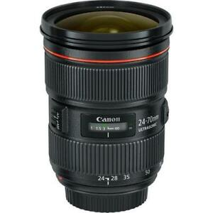 Canon 24-70mm F2.8 II L USM  BRAND NEW