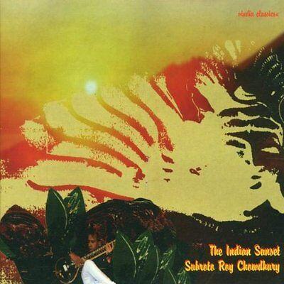 Subroto Roy Chowdhury The Indian sunset Neu