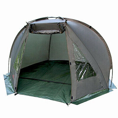 Magic3org Carp Fishing Bivvy Day Shelter Tent Quick Erect 1-2 man With Ground
