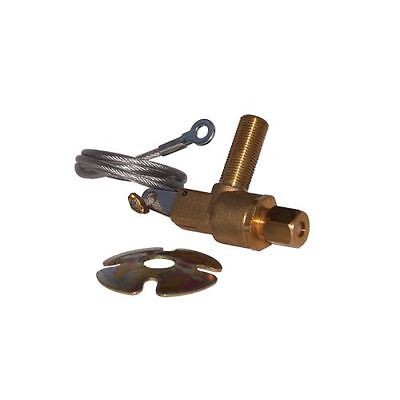 Kleinn Air Horns VX7004 Vortex 7 1//2 12V Brass Air Valve