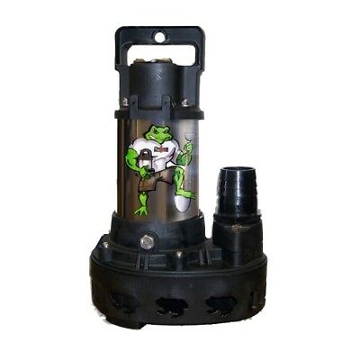 Anjon Big Frog Pump BFP-5500 - 5,500 GPH Direct Drive Pond & Waterfall Pump