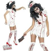 Ladies Fancy Dress Costumes Nurse