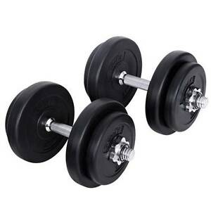 20kg Fitness Gym Exercise Dumbbell Set Darwin CBD Darwin City Preview
