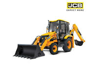 Wanted JCB type digger for self build project