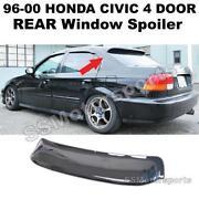 Civic Rear Visor