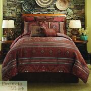 Rustic Bedding King