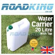 Water Carrier with Tap