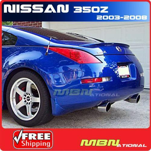 2004 nissan 350z parts ebay. Black Bedroom Furniture Sets. Home Design Ideas