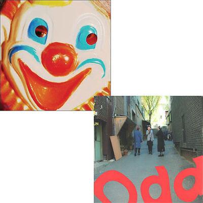 SHINEE [ODD] 4th Album RANDOM CD+80p Photo Book+20p Booklet+Card+GIFT SEALED