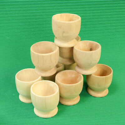 Fathers Day Crafts For Kids (Wooden Egg Cups x10 || to decorate|| Arts & Crafts for children  FATHERS)