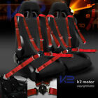 Red Leather Racing Seats Seats