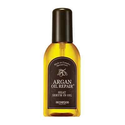[SKINFOOD] Argan Oil Repair Plus Heat Serum In Oil 100ml / Korea Cosmetic