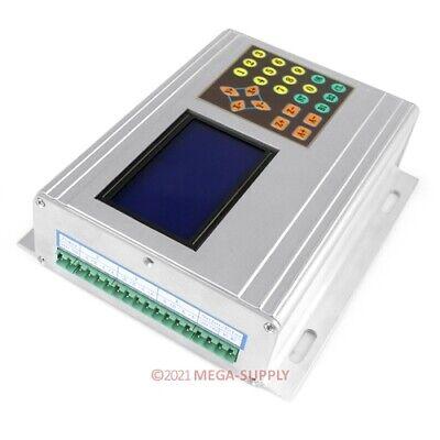 3 Axis Cnc Router Tb6560 Stepper Driver Display Control Pad Aluminium Box