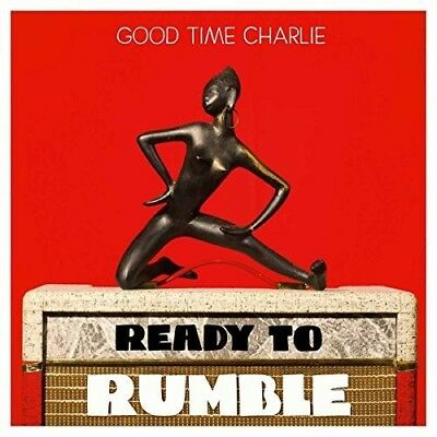 Ready To Rumble [New CD] UK - Import (Good Time Charlie)