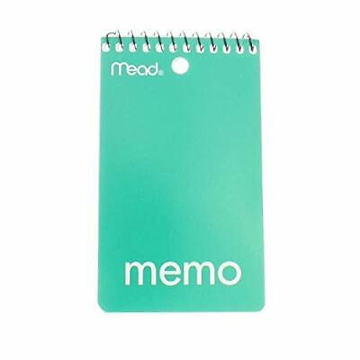 Mead Memo Book Spiral 3 in x 5 in [Pack of 24]