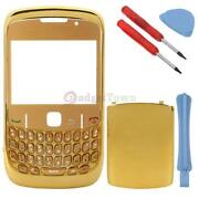 Blackberry Curve 8520 Housing Gold