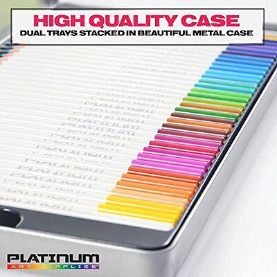 Prismacolor Premier Art Colored Pencils Soft Core 72 Colors For Paint Count Pack
