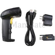Wireless USB Barcode Scanner