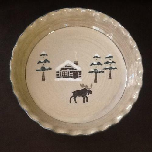 Deep Dish Pie Plate Ebay