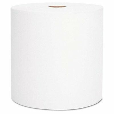 - Scott High Capacity Hard Roll Towels - 1 Ply - 6 / Case - 8