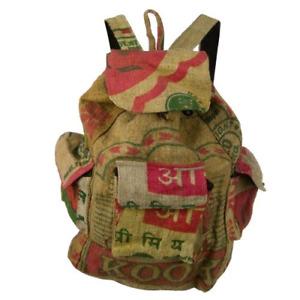 Kathmandu 100% hemp backpack Brand new