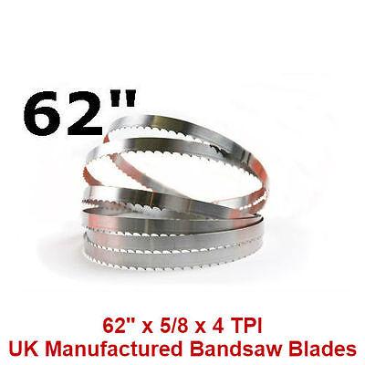 "Butchers Meat Bandsaw Blades (5 Pack) - 62"""