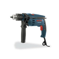 "Bosch 1/2"" 7 amp Single Speed Hammer Drill 1191VSRK Reconditioned"