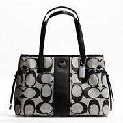 New Black Coach Purse