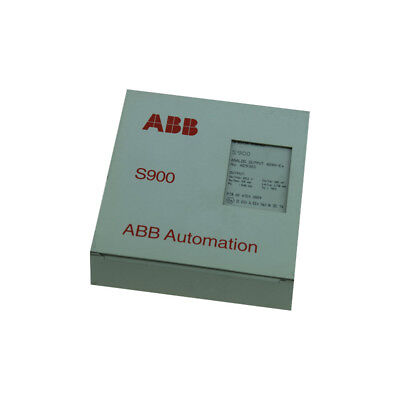 Abb Plc S900 Analog Output Ao930s New Factory Sealed