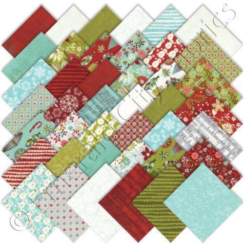 Moda Christmas Fabric EBay
